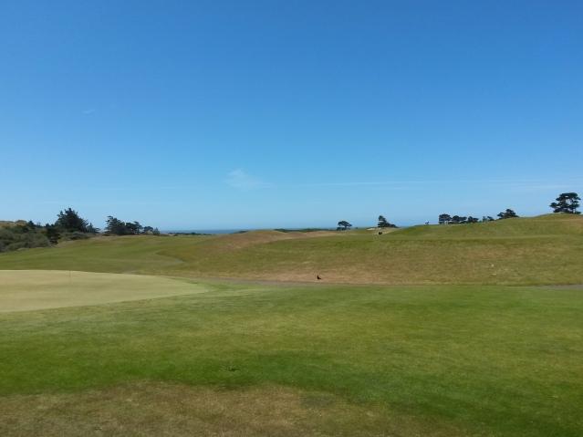 Bandon Dunes Golf Club. Bandon, Oregon. FitlifeandTravel.com