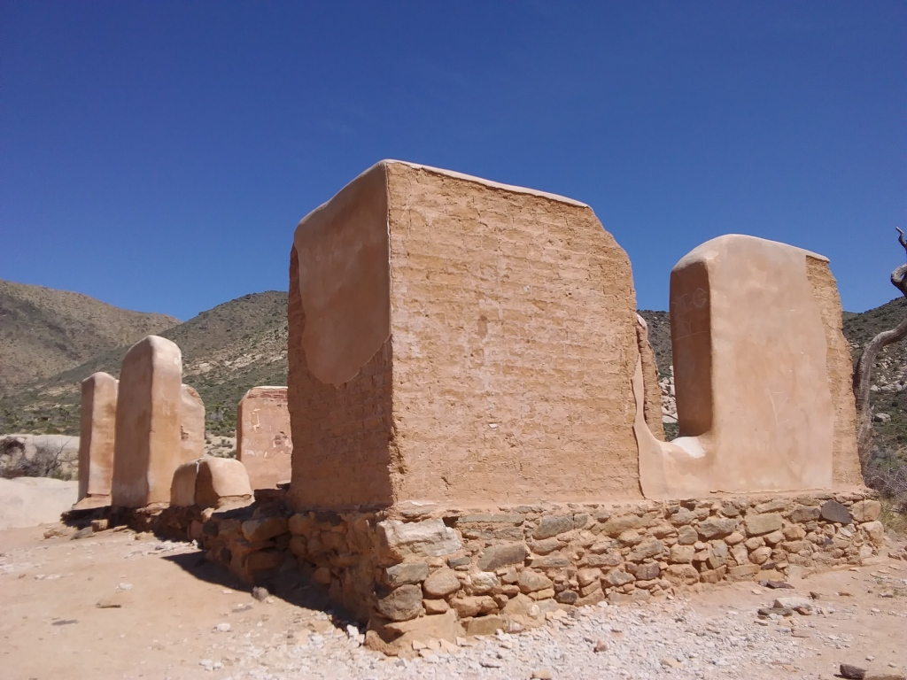 Ruins at Ryan Ranch