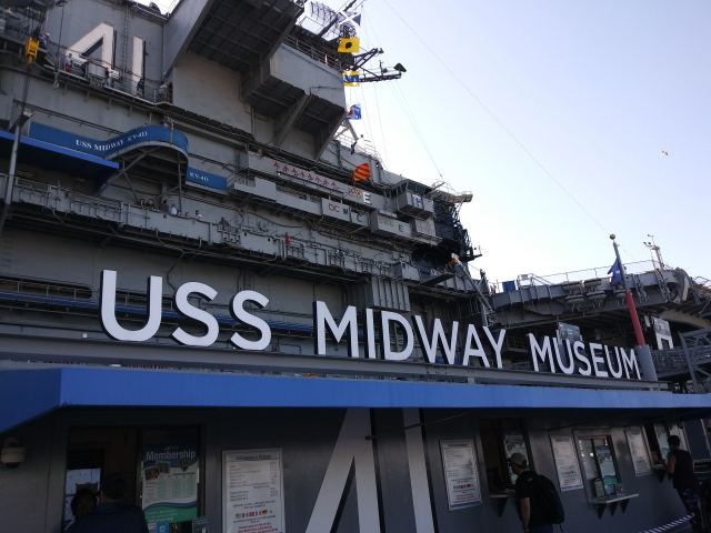 A Day At The Museum: USS Midway Museum San Diego. FitlifeandTravel.com