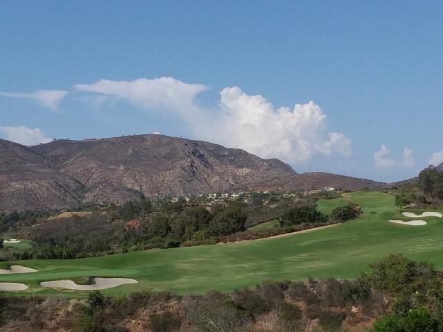 Crosby Golf Course, San Diego, California