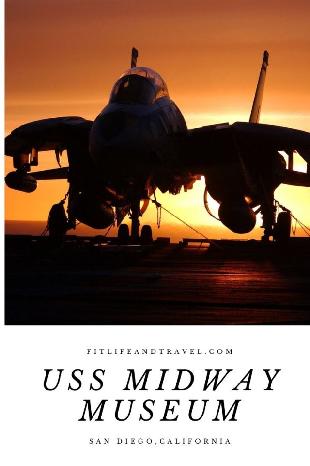 USS Midway Museum. San Diego Fitlifeandtravel.com