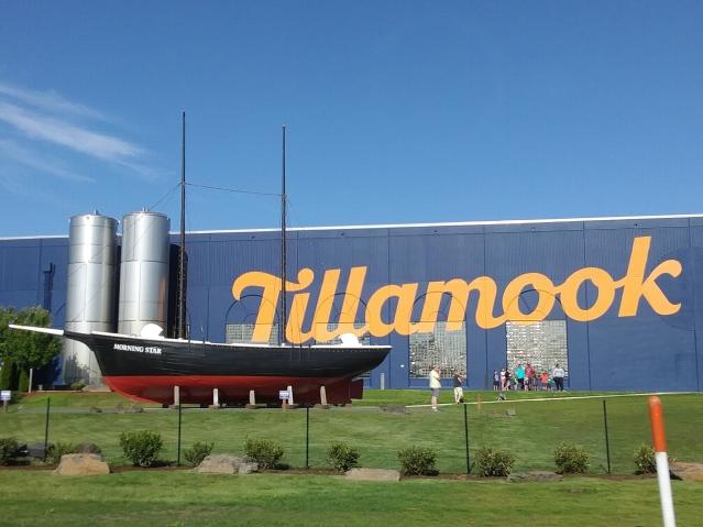 Tillamook Cheese Factory. Oregon. FitlifeandTravel.com