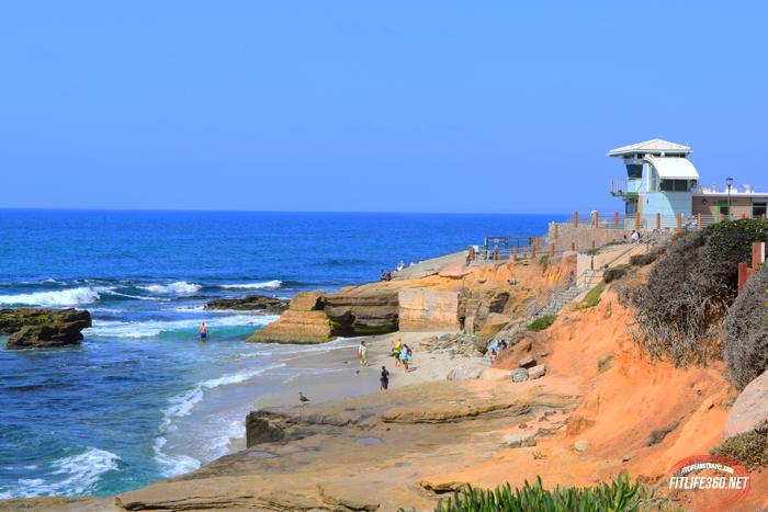 La Jolla Cove FitlifeandTravel.com