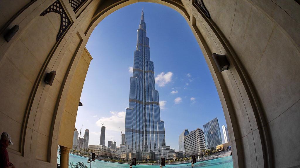 Burj Khalifa,