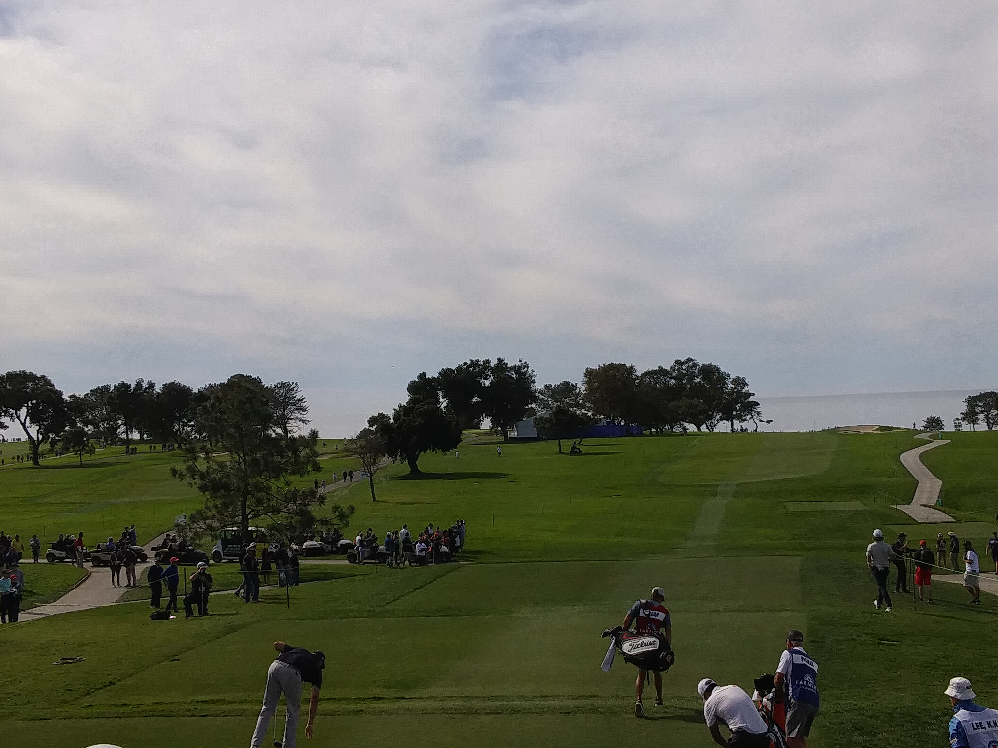 Torrey Pines PGA Golf Tournament