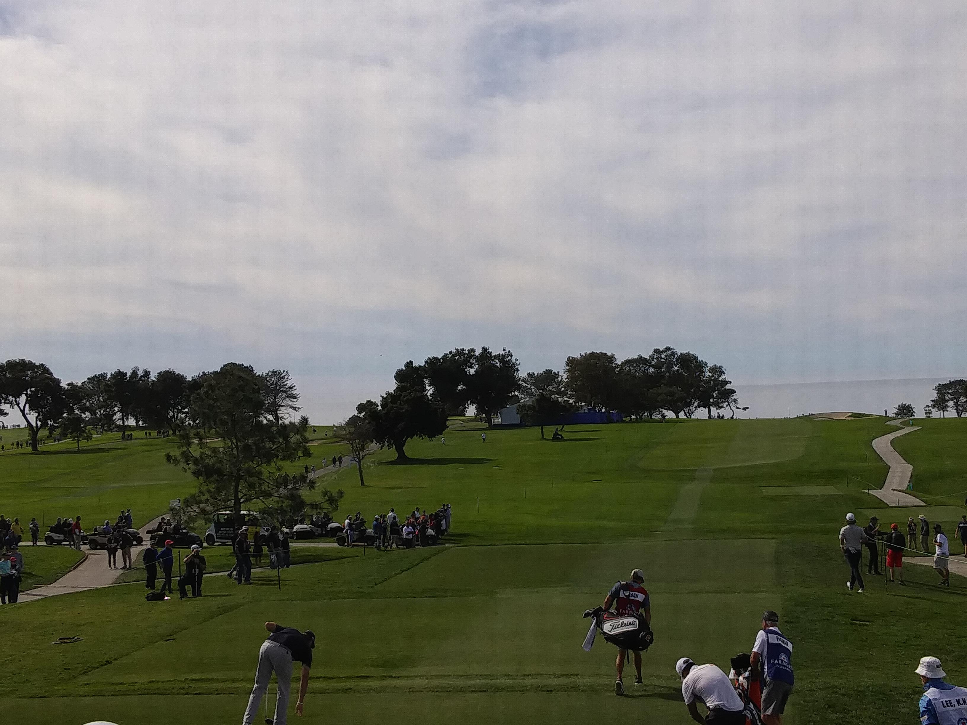 Torrey Pines PGA Golf Tournament