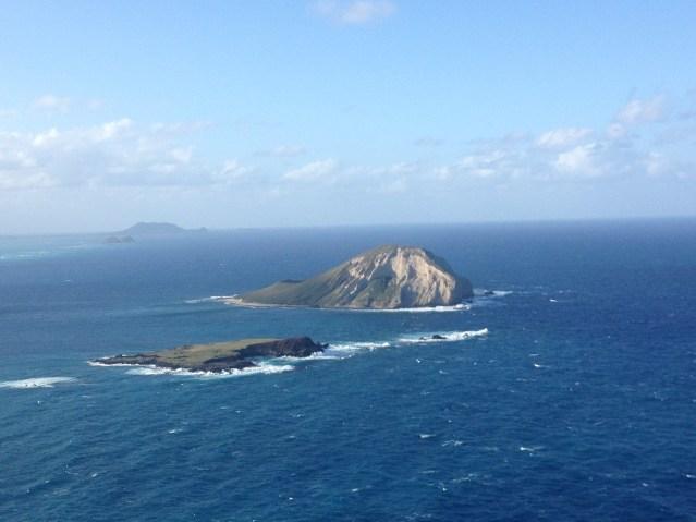 Islands of Hawaii Uncovered Rabbit Island