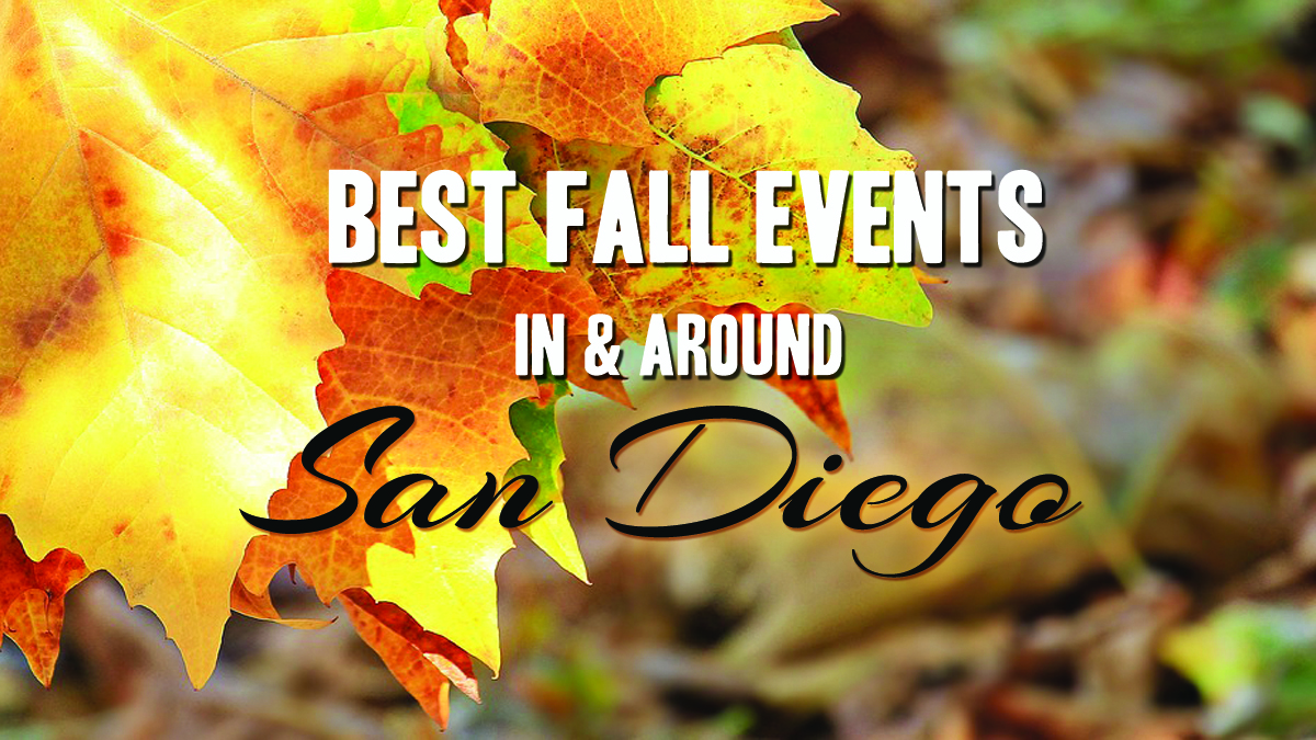 Best Fall Events San Diego