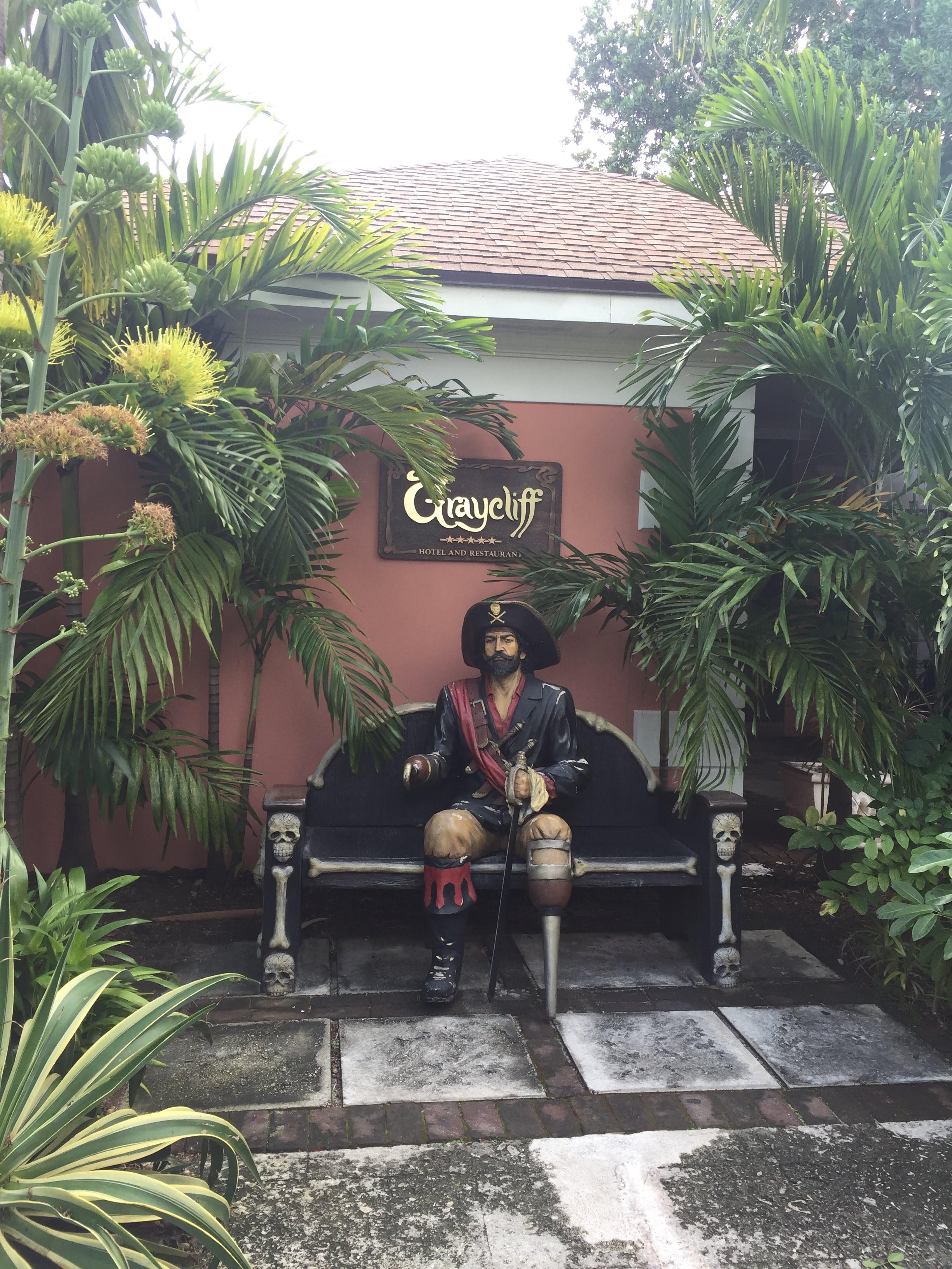 Graycliff in the Bahamas