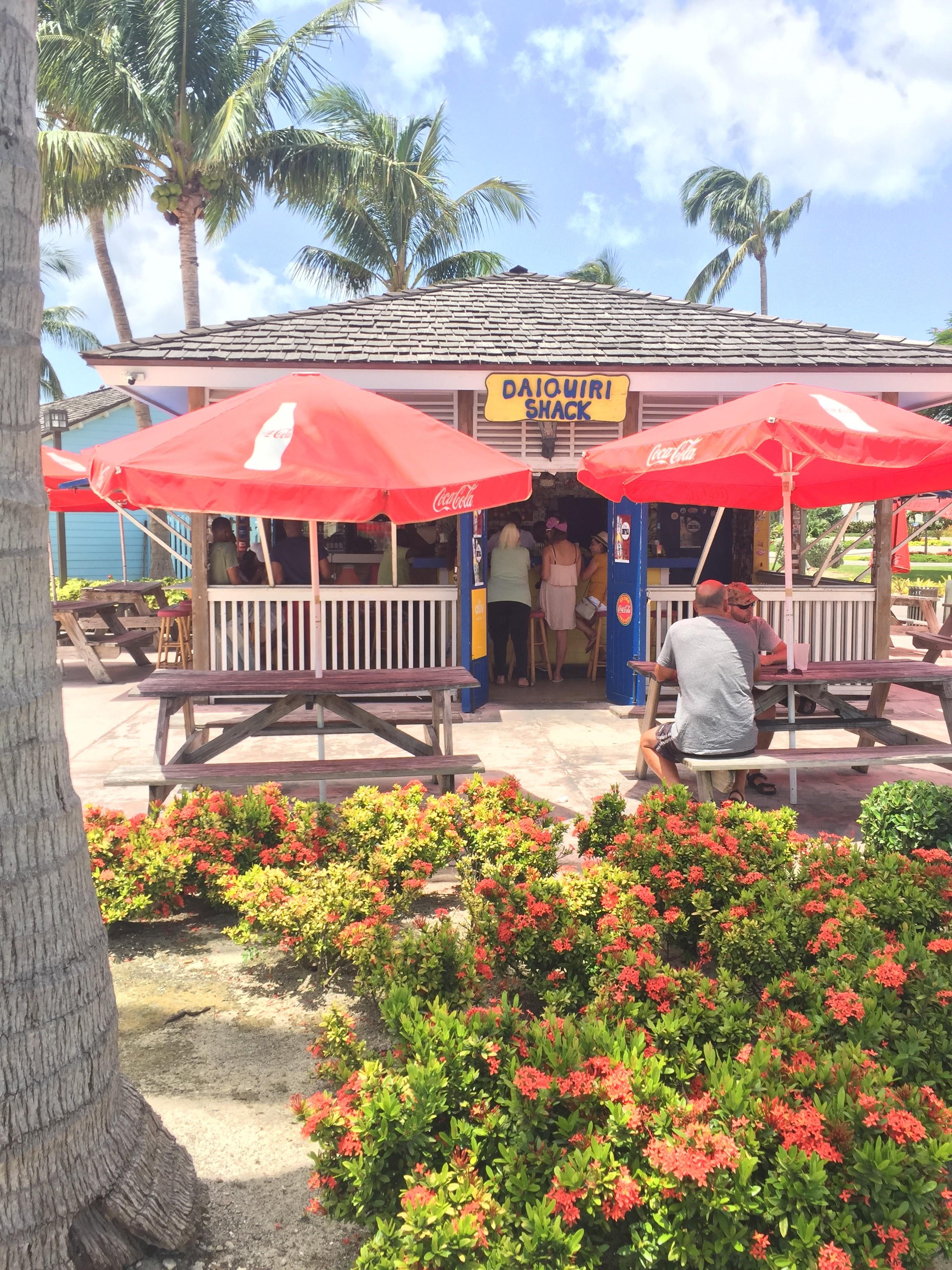 Daiquiri Shack The Bahamas