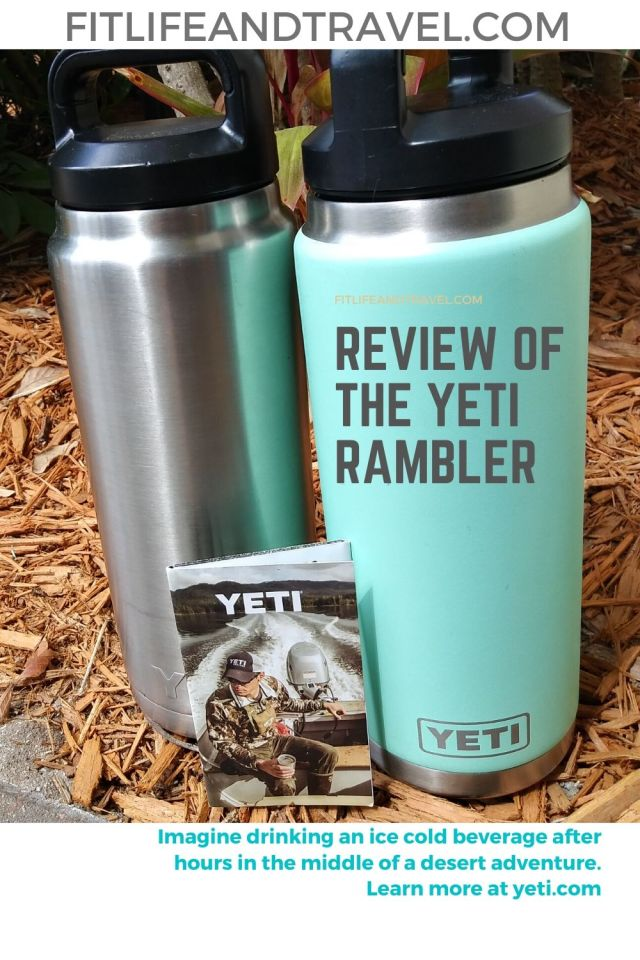 Review of the Yeti.