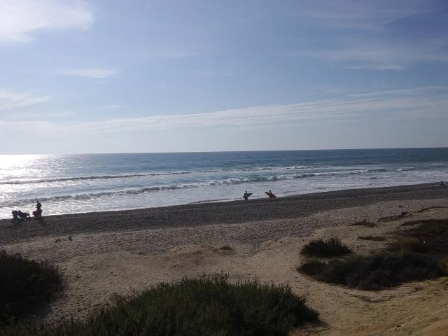 Carlsbad State Beach. San Diego California. Fitlifeandtravel.com