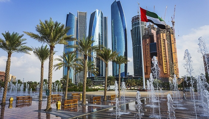 Abu Dhabi Observation Deck at 300