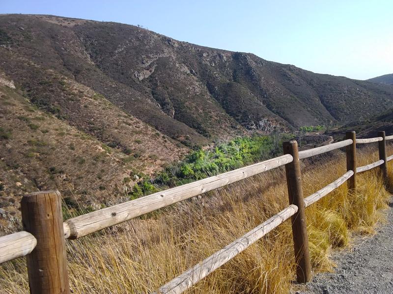 Del Dios Gorge Trail FitlifeandTravel.com