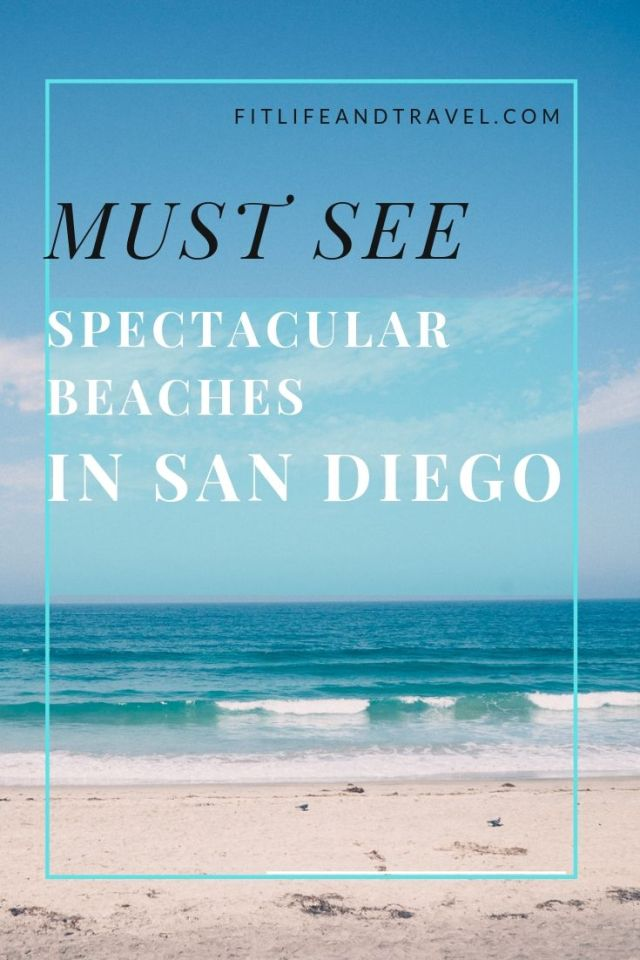 Must See Spectacular Beaches In San Diego! FitlifeandTravel.com