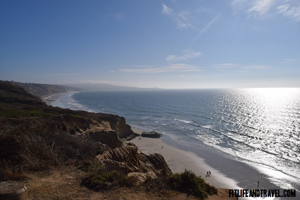 Must See Spectacular Beaches In San Diego!  FitlifeandTravel.com Torrey Pines Preserve