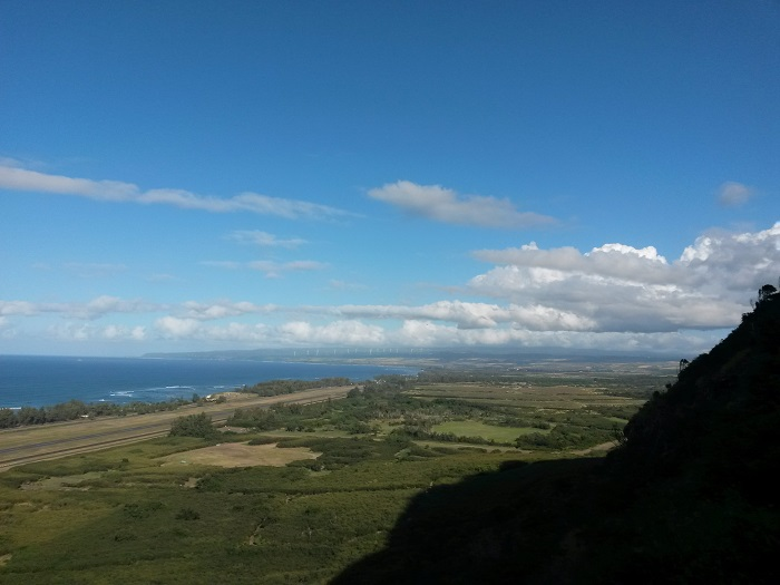 Dillingham Hiking Trail Hawaii