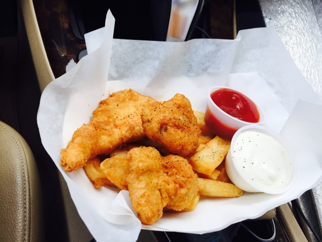 Coos Bay, Oregon. Fish and Fries dining. FitLifeandTravel.com