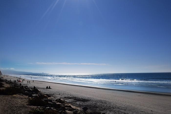 Torrey Pines Beach, San Diego, California. FitLifeandTravel.com
