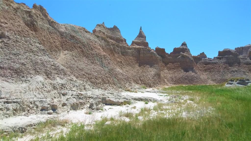 Fossills. Badlands National Park, South Dakota. FitlifeandTravel.com