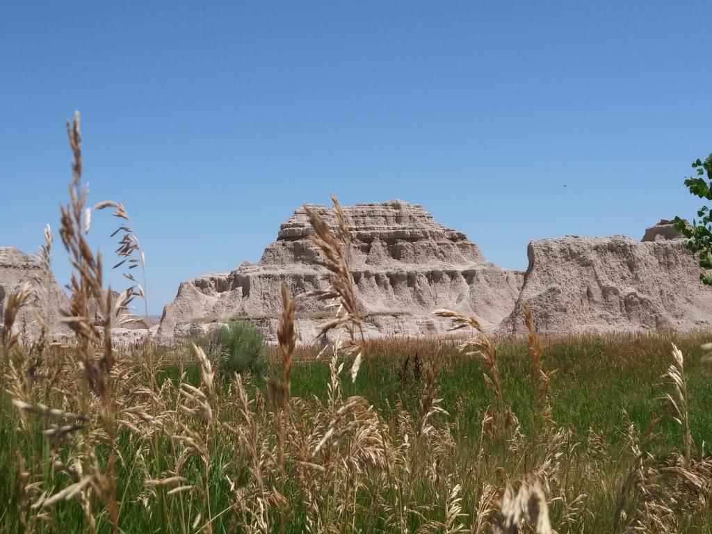 Badlands Loop Road. Badlands National Park, South Dakota. FitlifeandTravel.com
