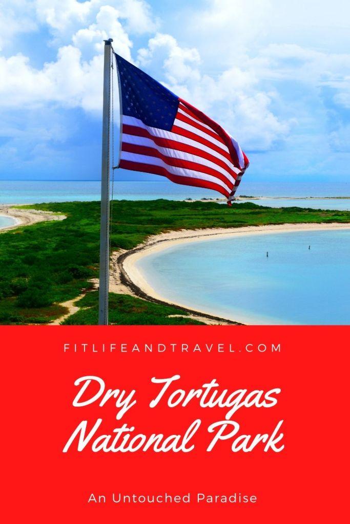 Dry Tortugas National Park! A Unique Untouched Paradise! Florida, Keys,