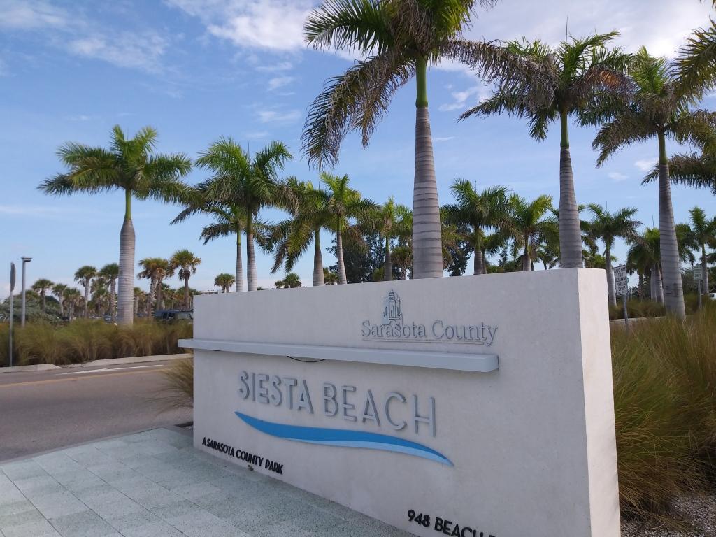 Siesta Beach, Florida. FitLifeandTravel.com