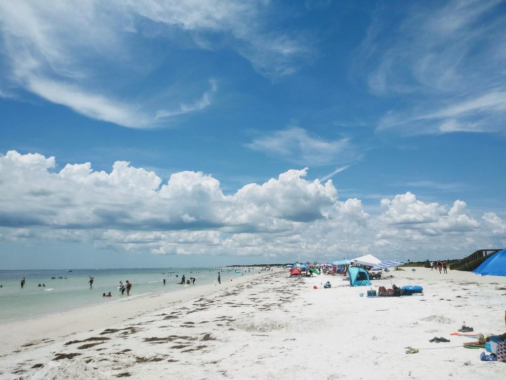 Fort DeSoto State Park and Beach. America's No. 1 Family Beach! Florida. FitLifeandTravel.com