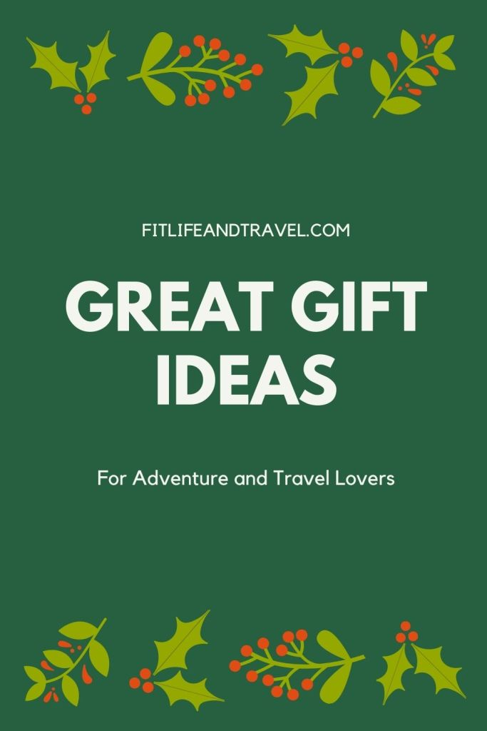Gift Ideas for Travel Lovers!  FifLifeandTravel.com  Gifts Shopping Holidays
