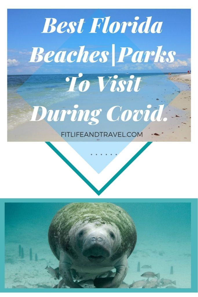 Best Parks and Beaches to Visit On The Central Gulf Coast, Florida.  FitLifeandTravel.com