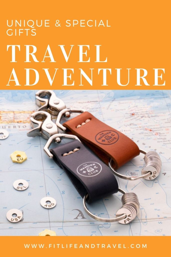 Great Gifts for Adventure and Travel Lovers. FitLifeandTravel.com