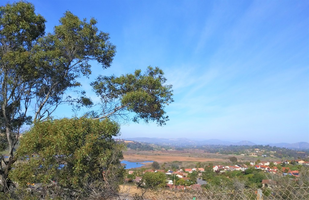 View on hiking trail to Annie's Canyon. California. Fitlifeandtravel.com