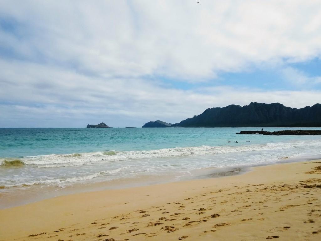 Bellows Beach, Hawaii. FitLifeandTravel.com