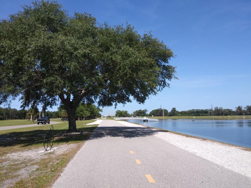 Benderson Park, Sarasota, FL.