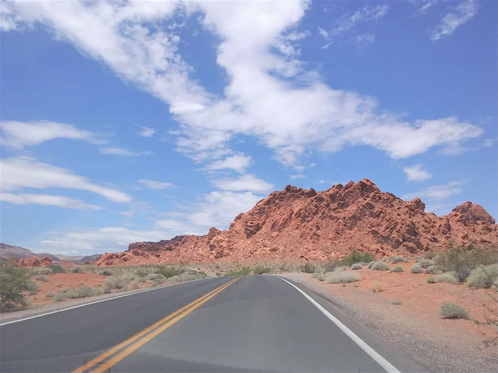 Valley of Fire State Park.  FitlifeandTravel.com