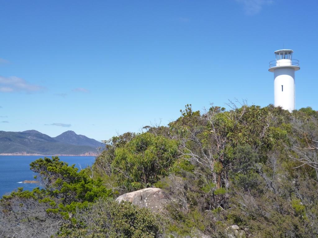Tourville Lighthouse. LostAngelAdventures.com