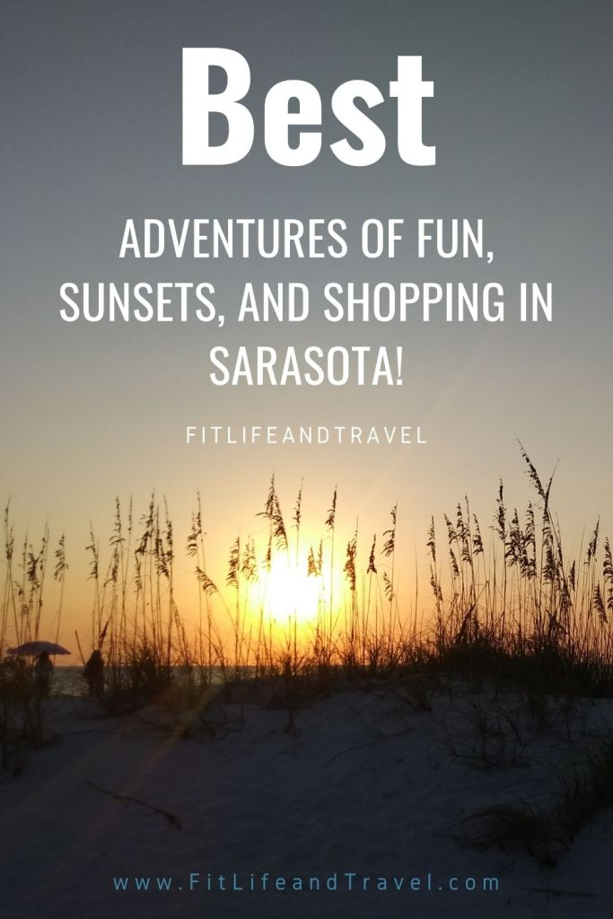 Things to do in Sarasota! Florida. Gulf Coast. Fitlifeandtravel.com