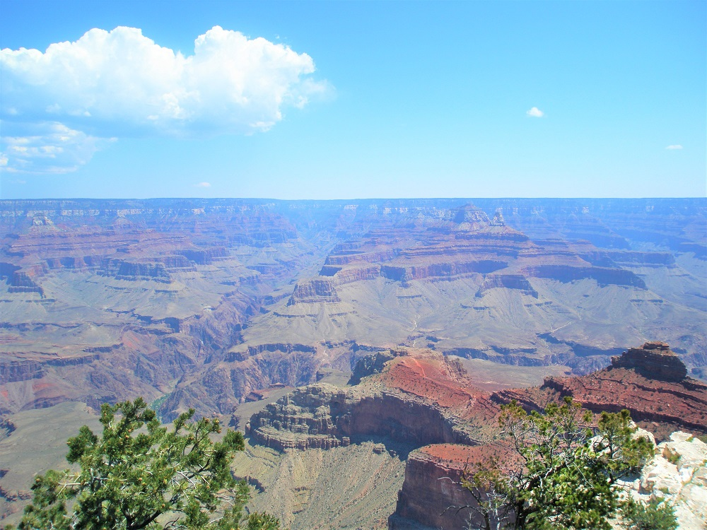 Best national parks in USA. Grand Canyon National Park. Arizona. FitlifeandTravel.com