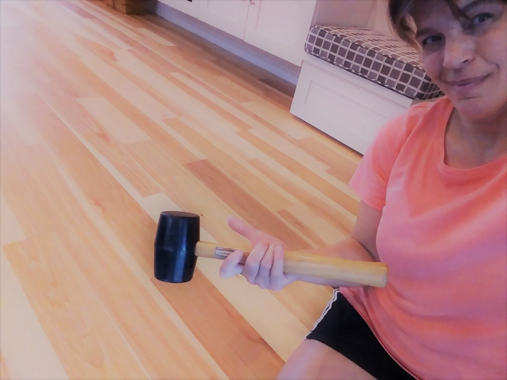 How to install engineered wood flooring. DYI Adventures. FitlifeandTravel.com