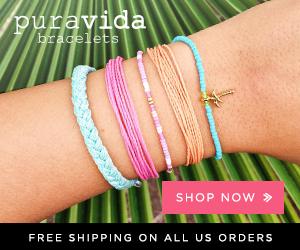 Puravidabracelets.com .  Charity. Jewelry. Ocean. Shells. Fitlifeandtravel.com