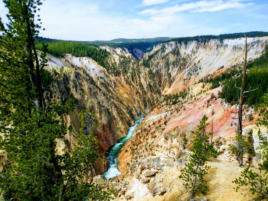 Grand Canyon, Yellowstone National Park. Fitlifeandtravel.com