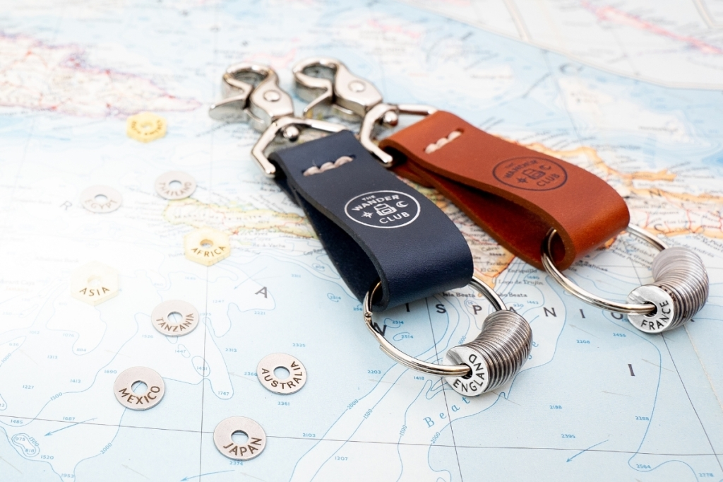 The Wander Club; Memory Tokens. Gifts for Travelers. FitlifeandTravel.com