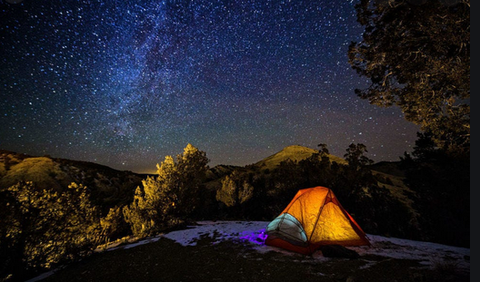 Best states for excellent camping!