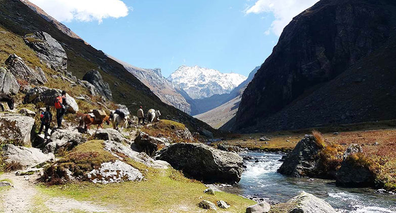 Hampta Pass Trek, India. Fitlifeandtravel.com