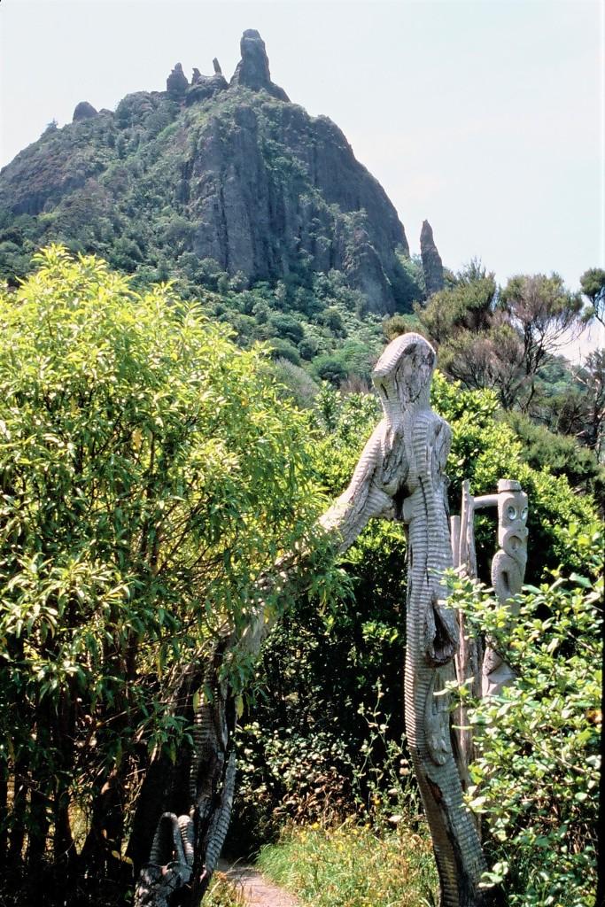 Mount Manaia, New Zealand. New Zealand hiking trail.  Fitlifeandtravel.com