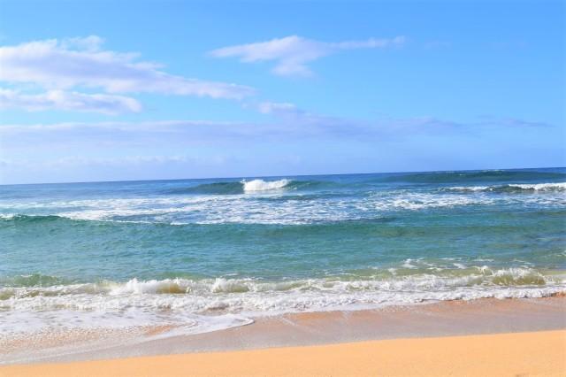 Kauai Hawaii Beach. Beachlife lifestyle.