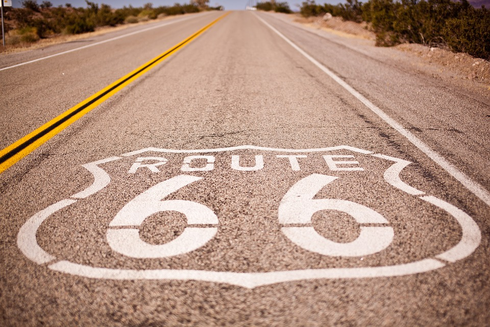 10 Best Destinations For Motorcycle Road Trips. Route 66